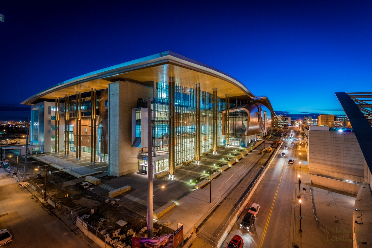 Music City Center Brings More Hotels To Nashville December 5 2017