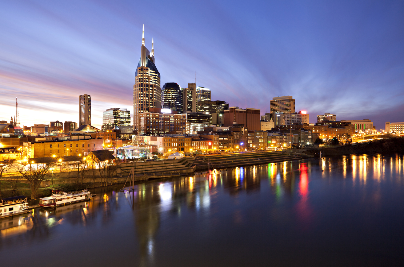 Office Properties in Nashville, TN