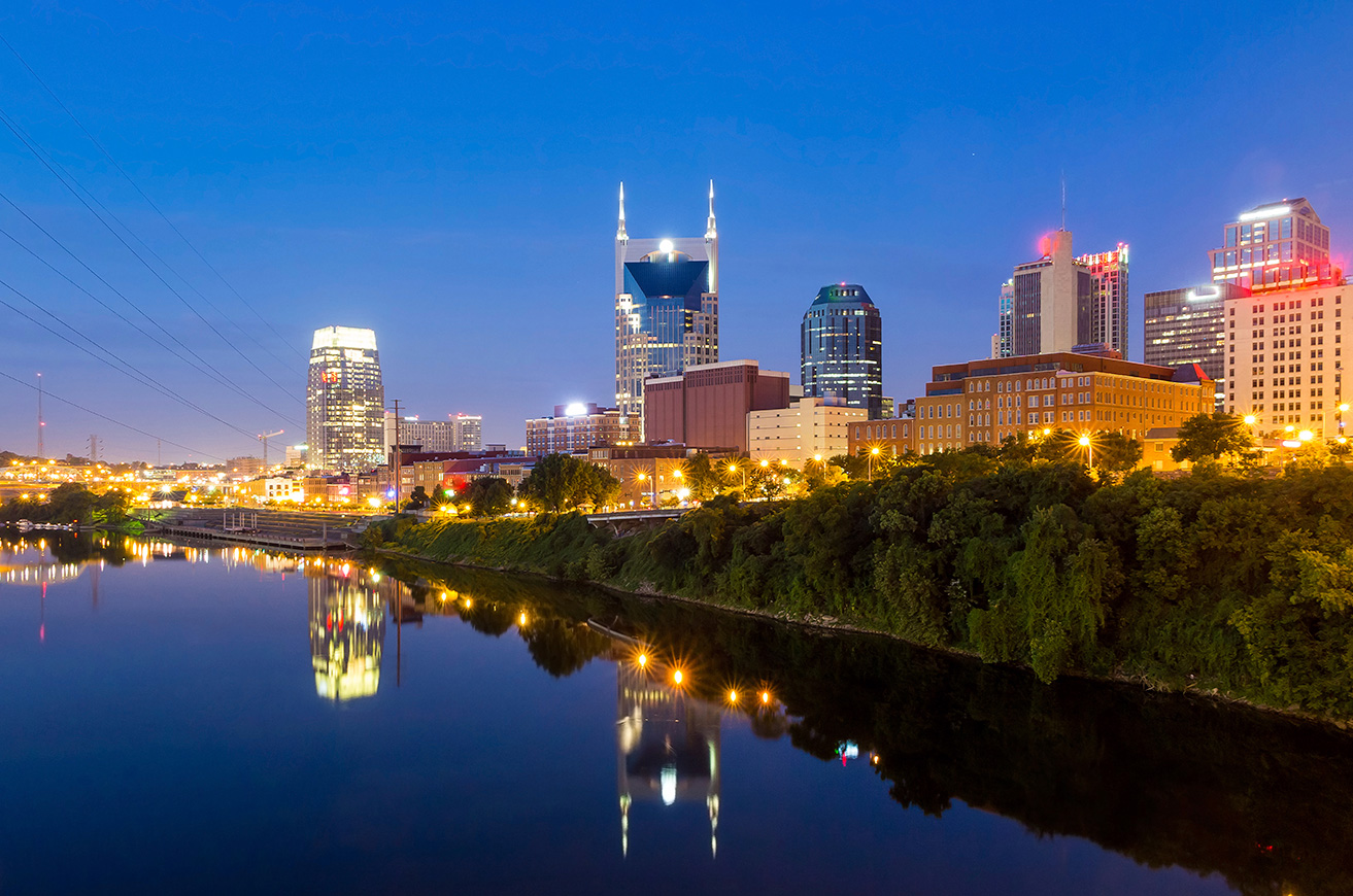 Retail Properties in Nashville, TN